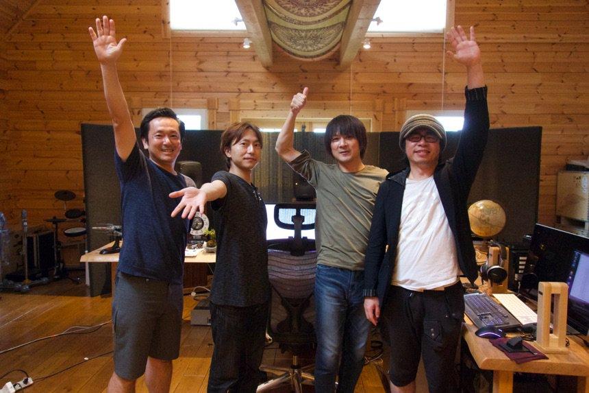 『ゼノブレイド2』の音楽制作が終了!