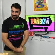 『Runbow』の13AM Games、「トップシークレットだけど、オリジナルIPをNintendo Switch向けに作っています。」