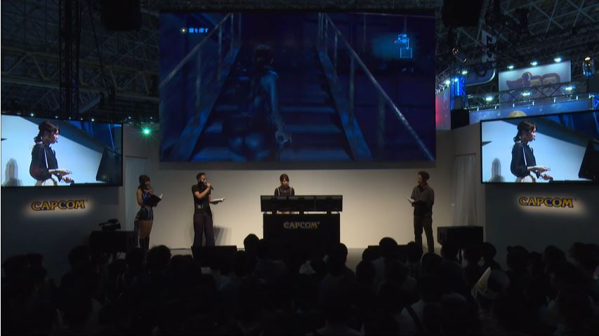 『バイオハザード リベレーションズ1&2』のTGS2017プレイ動画が公開!