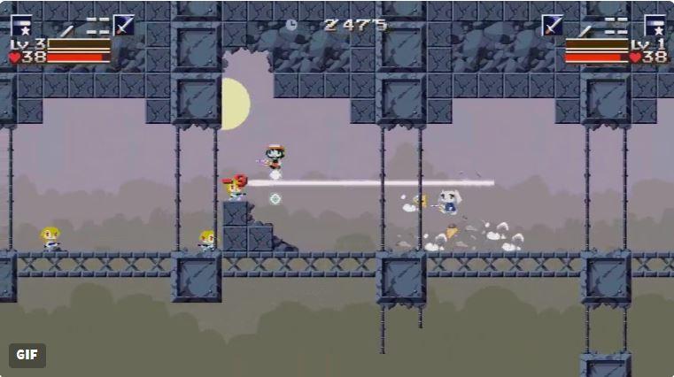 Nintendo Switch版『Cave Story+ (洞窟物語+)』で、Co-opモードの配信日が9月15日に決定!
