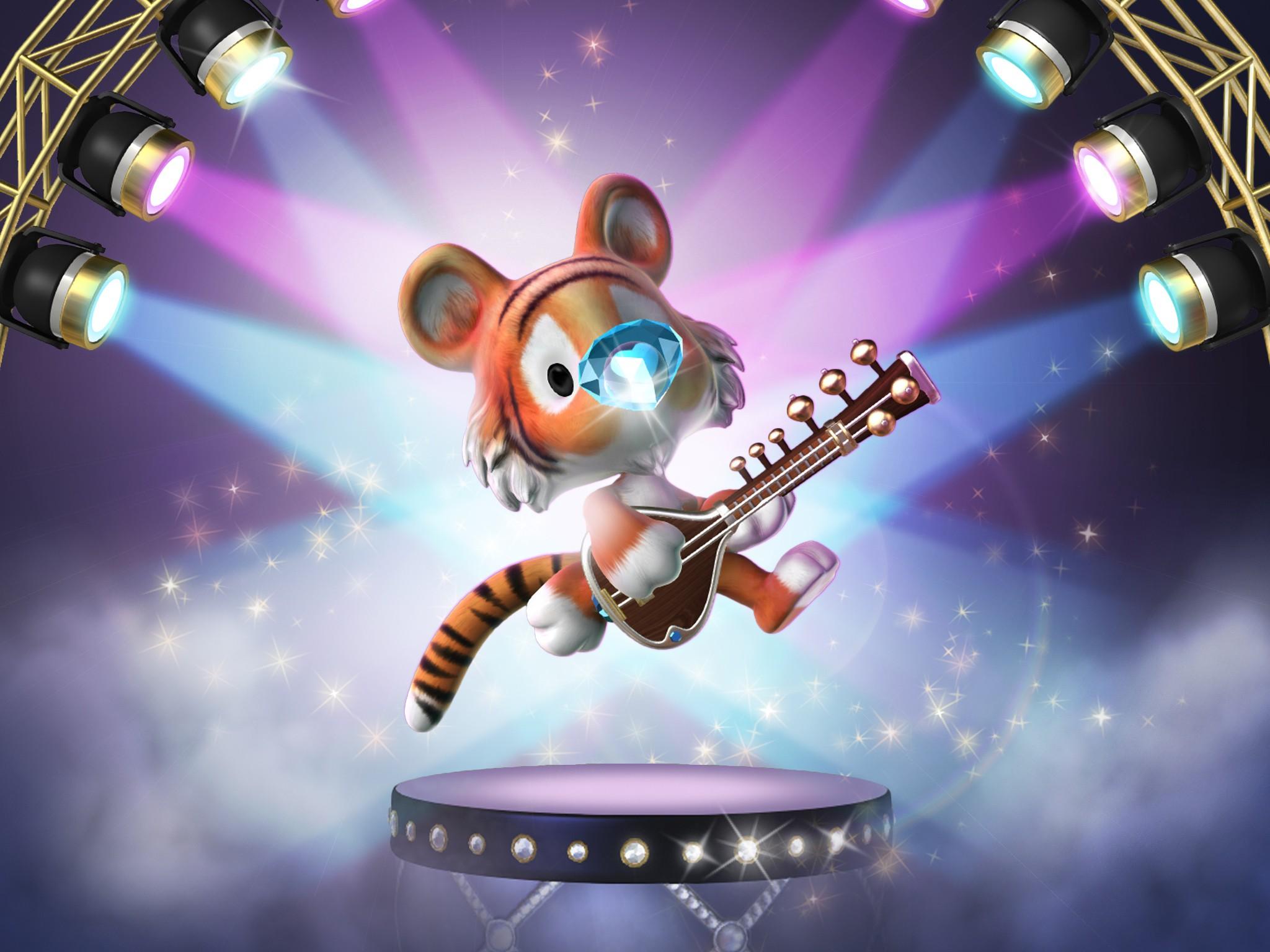 ファミリー向けのゲーム『Geminose: Animal Popstars』がNintendo Switchで発売決定!