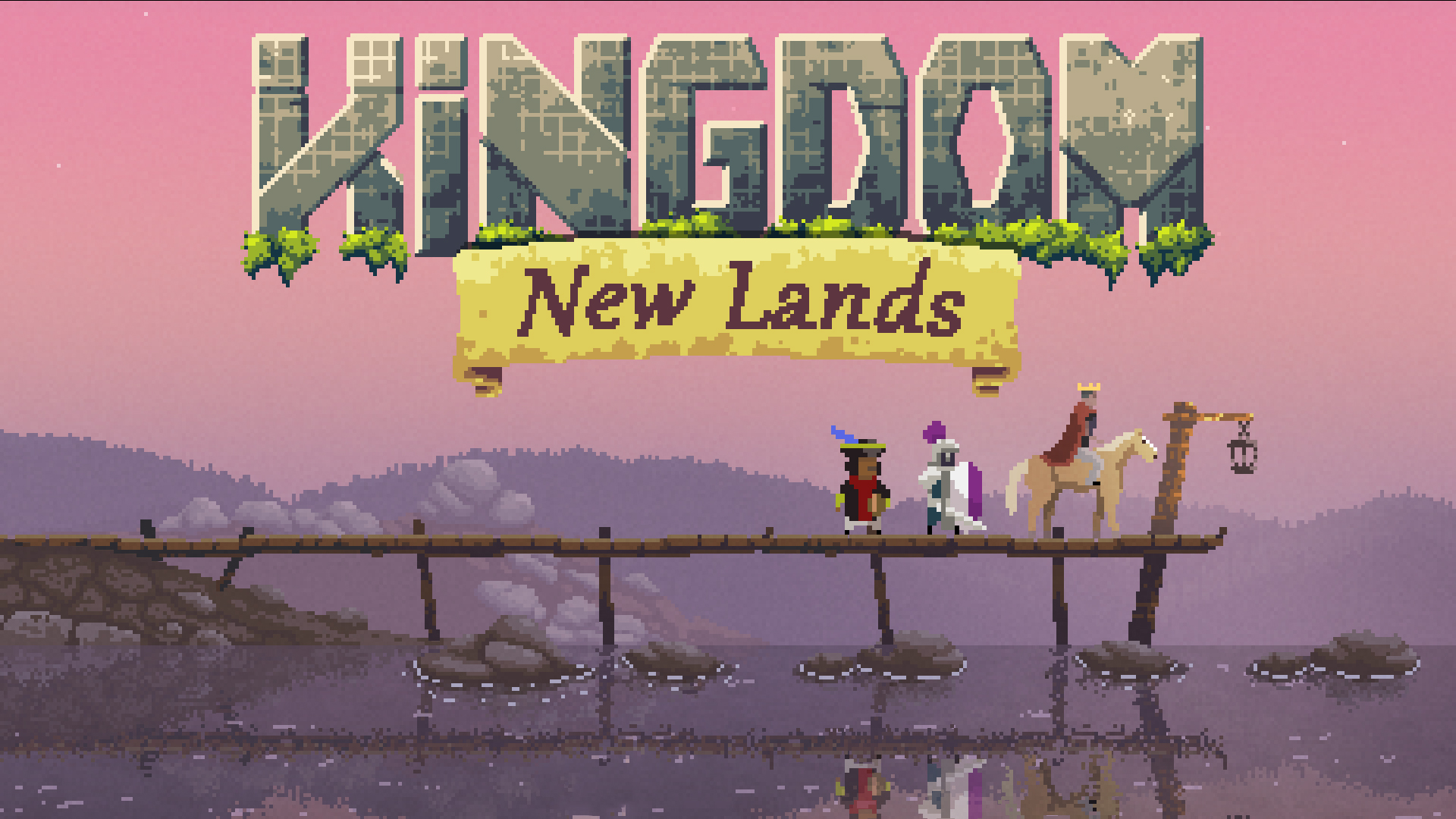 Nintendo Switch用ソフト『Kingdom: New Lands』が国内で2017年9月14日に配信決定!