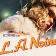 Switch版『L.A.ノワール』の正式パッケージが公開!上部に追加ダウンロードに関する注意書きを記載へ