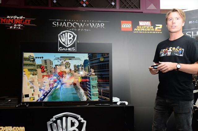 『レゴ ニンジャゴー ムービー ザ・ゲーム』のプロデューサーインタビューがファミ通.comで公開!