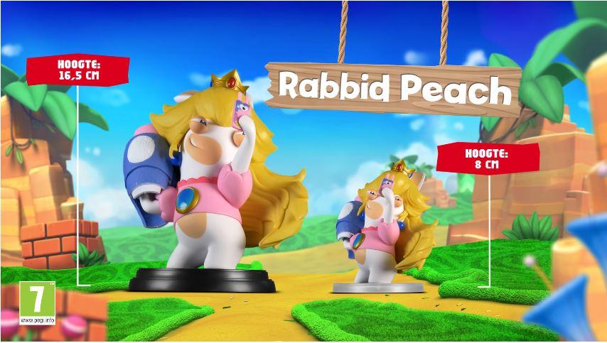 『マリオ+ラビッツ キングダムバトル』のフィギュアlaunch trailerが公開!
