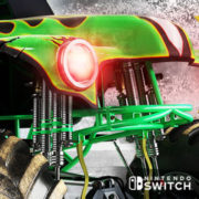 Nintendo Switch版『Monster Jam Crush It』の海外発売日が2017年10月31日に決定!