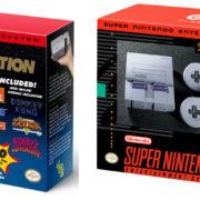 ミニ・NESとミニ・SNESのコントローラーは互換性がある!