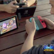 Nintendo SwitchのテレビCMが米任天堂から公開!【9月15日】