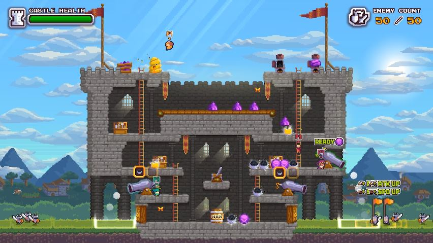 『No Heroes Here』がNintendo Switchで発売決定!