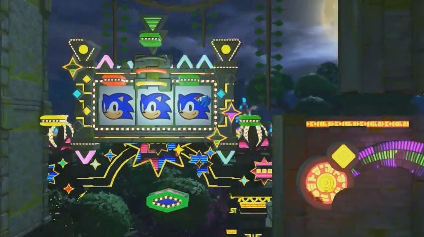 『ソニックフォース』のクラシックソニック「Casino Forest」プレイ映像が2017年9月28日に公開!