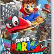 Nintendo Switch用ソフト『スーパーマリオ オデッセイ』の予約が開始!