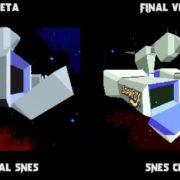 『Super NES Classic Edition』のオリジナルゲームとの比較動画が公開!