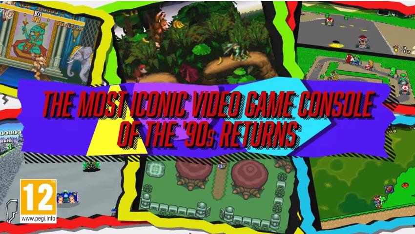 『Super NES Classic Edition』のLaunch Trailerが公開!