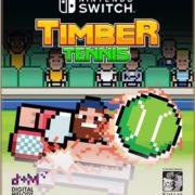 2Dテニスゲーム『Timber Tennis』がNintendo Switchで発売決定!