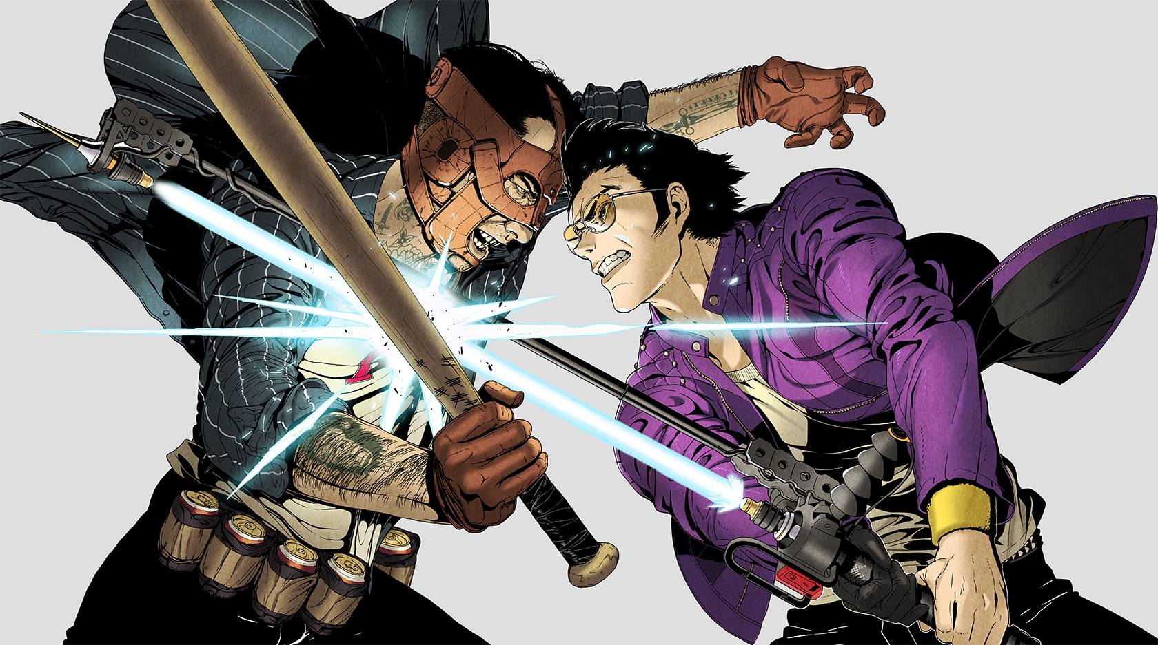 『Travis Strikes Again: No More Heroes』の公式サイトがオープン!