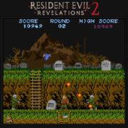 Nintendo Switch版『バイオハザード リベレーションズ1&2』に8bitテイストのミニゲームが収録決定!