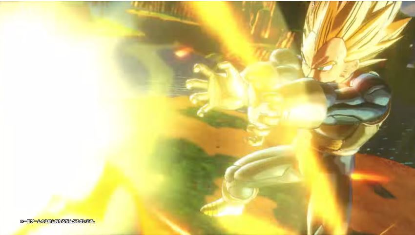 『ドラゴンボール ゼノバース2 for Nintendo Switch』のモーションPV「気円烈斬編」「拡散かめはめ波編」「ファイナルフラッシュ編」が公開!