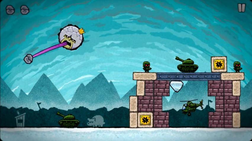 アクションパズルゲーム『King Oddball』がNintendo Switchで発売決定!