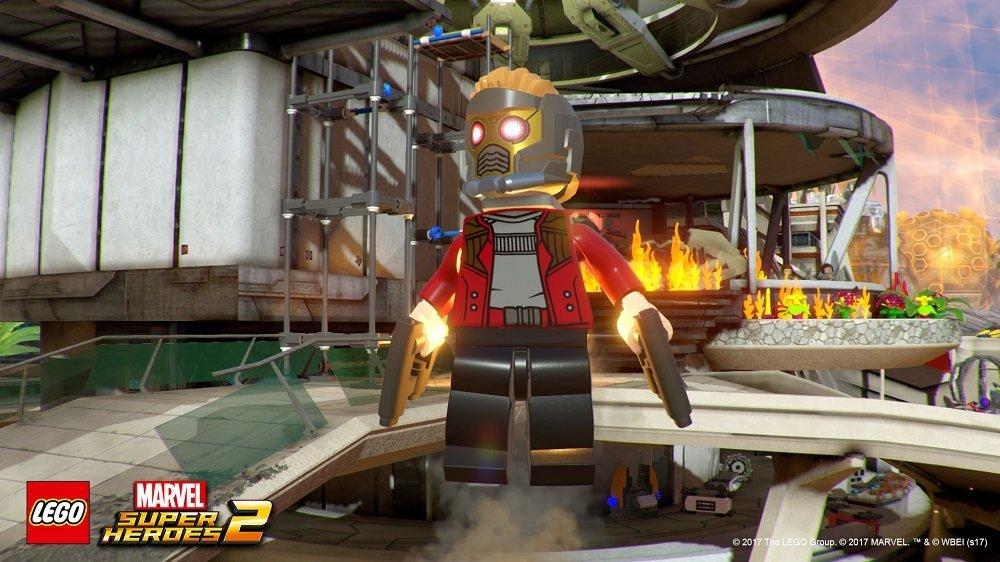 『レゴ マーベル スーパー・ヒーローズ2 ザ・ゲーム』の国内発売日が2018年2月1日に決定!