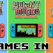 『Mutant Mudds Collection』がNintendo Switchで発売決定!