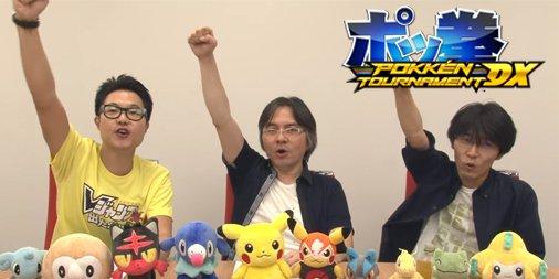 『ポッ拳 POKKEN TOURNAMENT DX』の開発者インタビューが「VジャンプWEB」に掲載!