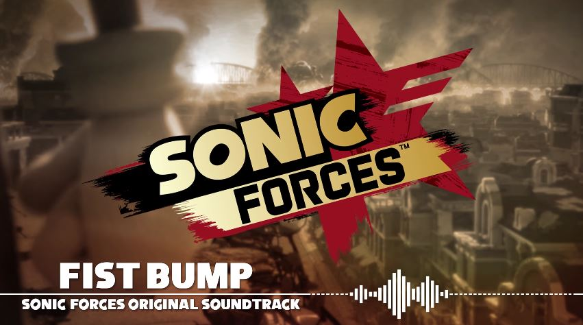 『ソニックフォース』のメインテーマ「Fist Bump」(Piano Ver.)が10月25日に公開!