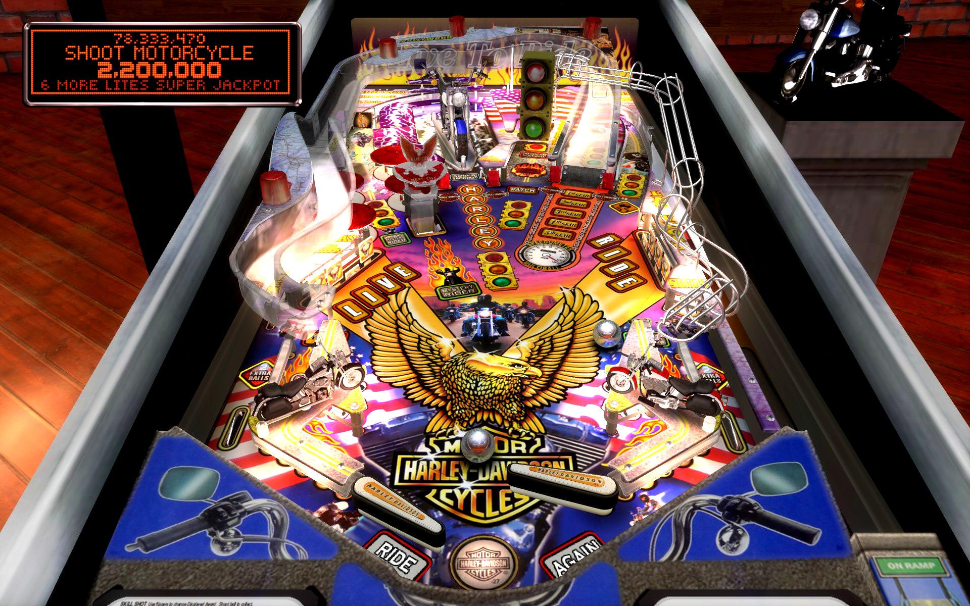 ピンボールアクションゲーム『Stern Pinball Arcade』がNintendo Switchで発売決定!