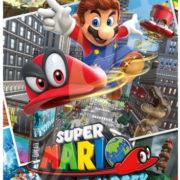エンスカイから『ジグソーパズル スーパーマリオ オデッセイ』が2017年11月頃に発売!