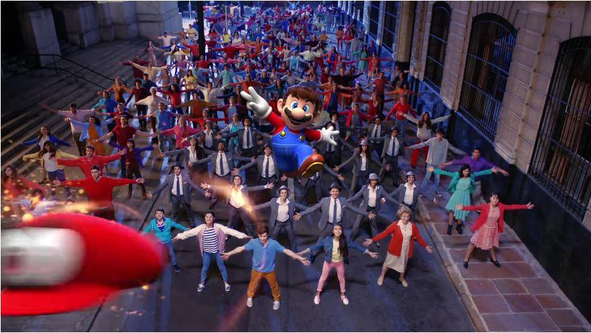 『スーパーマリオ オデッセイ』のテレビCM3種類が10月11日に公開!ミュージカルビデオも!