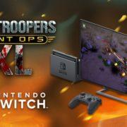 戦場が舞台のアクションシューティング『Tiny Troopers Joint Ops XL』がNintendo Switchで発売決定!