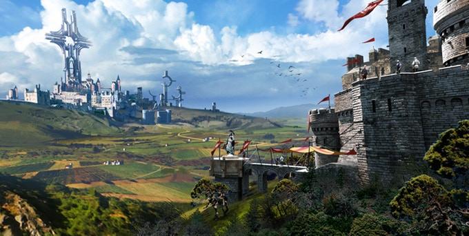 松野泰己さんが開発に関わるSRPG『Unsung Story』がNintendo Switchで発売へ!