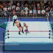 『WWE 2K18』には8bitフィルターモードが収録される!