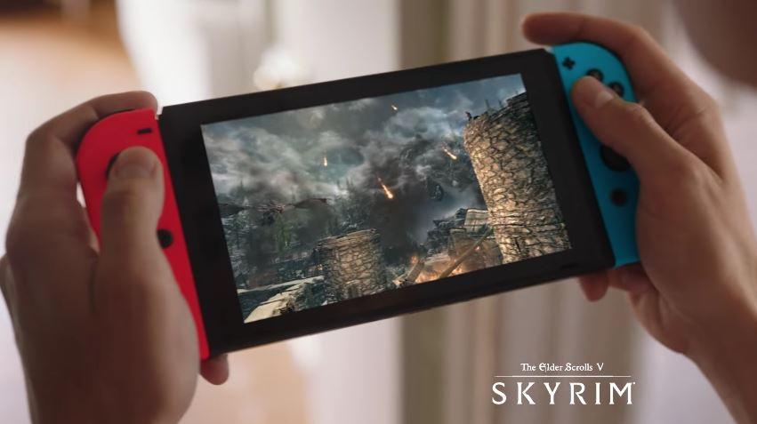 米任天堂がNintendo Switchの新たなテレビCMを公開!