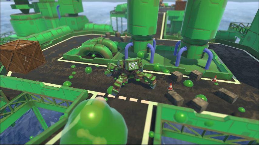 TACS GamesがSwitch向けの新作ターン制SLG『ACORN Tactics』を発表!