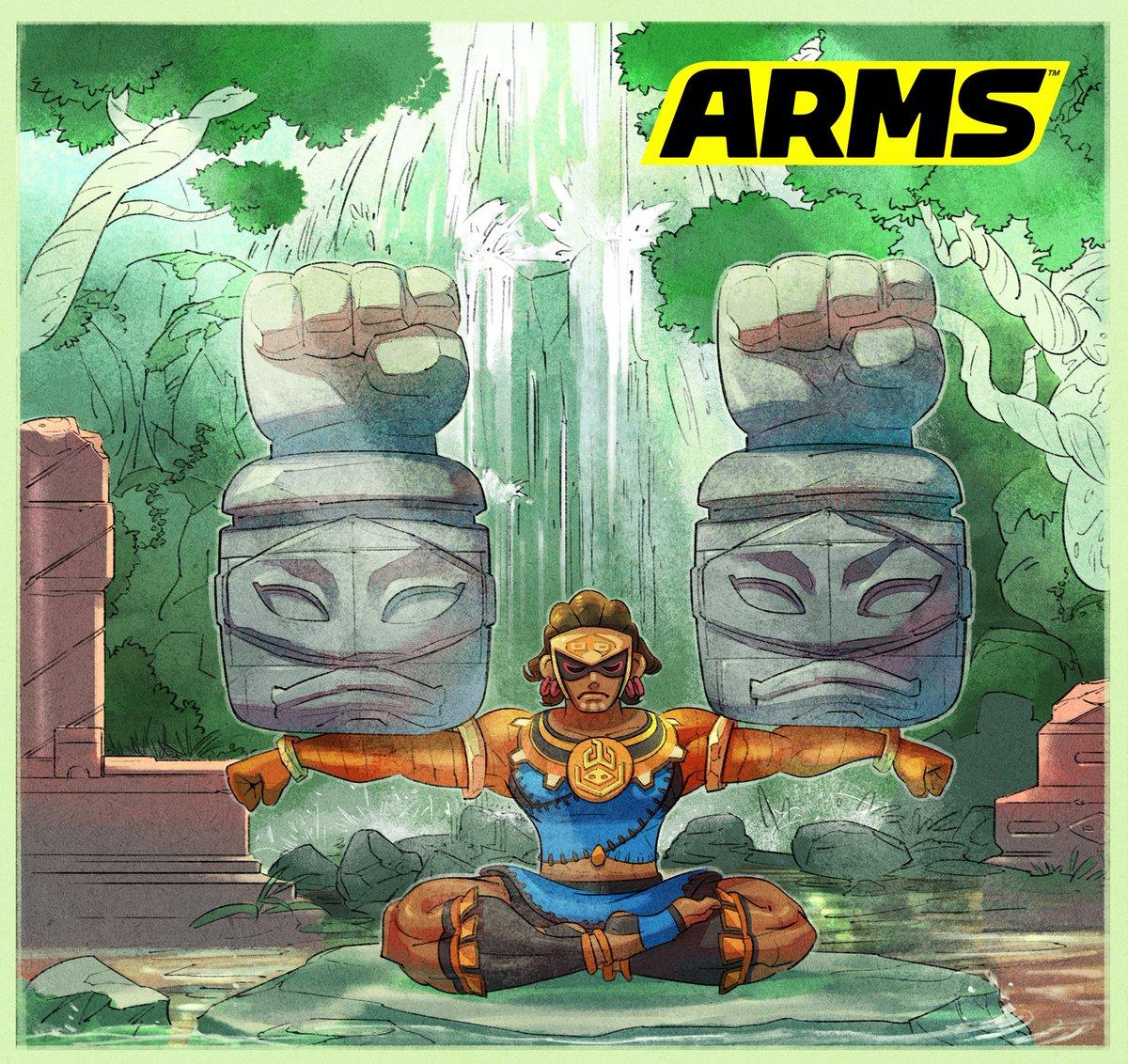 『ARMS』の更新データVer.4.0.0が11月16日から配信開始!