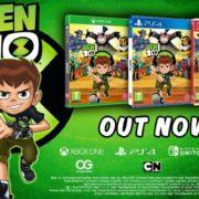 『Ben 10 Nintendo Switch Edition』の海外トレイラーが公開!