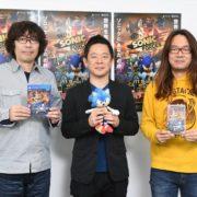 『ソニックフォース』の完成記念インタビューがファミ通.comに掲載
