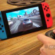 Nintendo Switch用レースゲーム『Gear.Club Unlimited』のテーブルモードによるプレイ動画が公開!