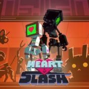 3Dロボットアクション『Heart & Slash』がNintendo Switchで発売決定!