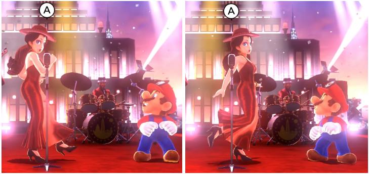 「Jump Up, Super Star!」を歌うポリーンのカクカクした動きの元ネタは?