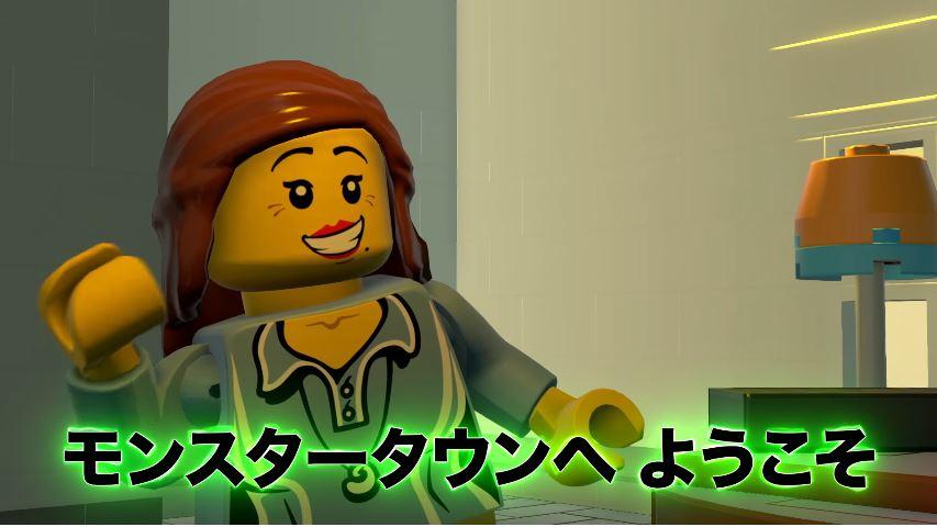 『LEGO ワールド 目指せマスタービルダー』のDLC第2弾「モンスターパック」のトレイラーが公開!