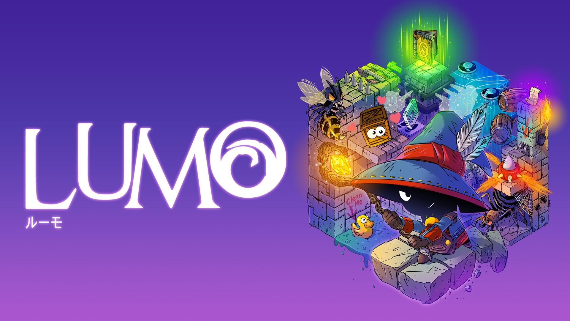 Nintendo Switch用ソフト『Lumo』の国内配信日が2017年11月16日に決定!