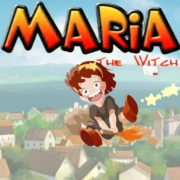 Switch向け魔法少女アクション『Maria The Witch』が海外で配信決定!