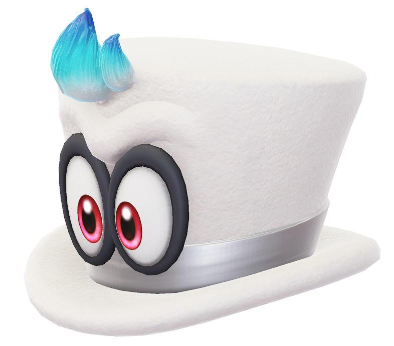 『スーパーマリオ オデッセイ』に登場する「キャッピー」の商標が登録!帽子やおもちゃ、クリスマス用装飾品などに使用?
