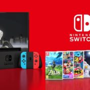 Switchの「Get Together with great games, anytime, anywhere」トレーラーが任天堂UKから公開!