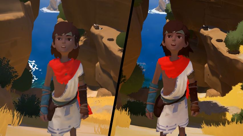 『Rime』、SwitchとPS4版の比較動画が公開!