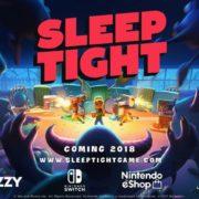 見下ろし型シューティングゲーム『Sleep Tight』がNintendo Switchで発売決定!
