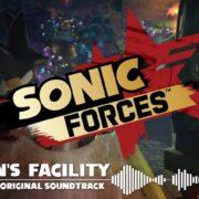『ソニックフォース』のステージBGM「Eggman's Facility」が11月1日に公開!
