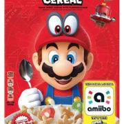 【情報更新】『Super Mario Cereal』は米国のみで発売か?