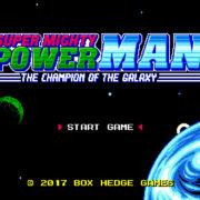 ロックマンからインスパイアを受けた『Super Mighty Power Man』がPS4/XboxOne/Switch/3DS/PCで発売決定!